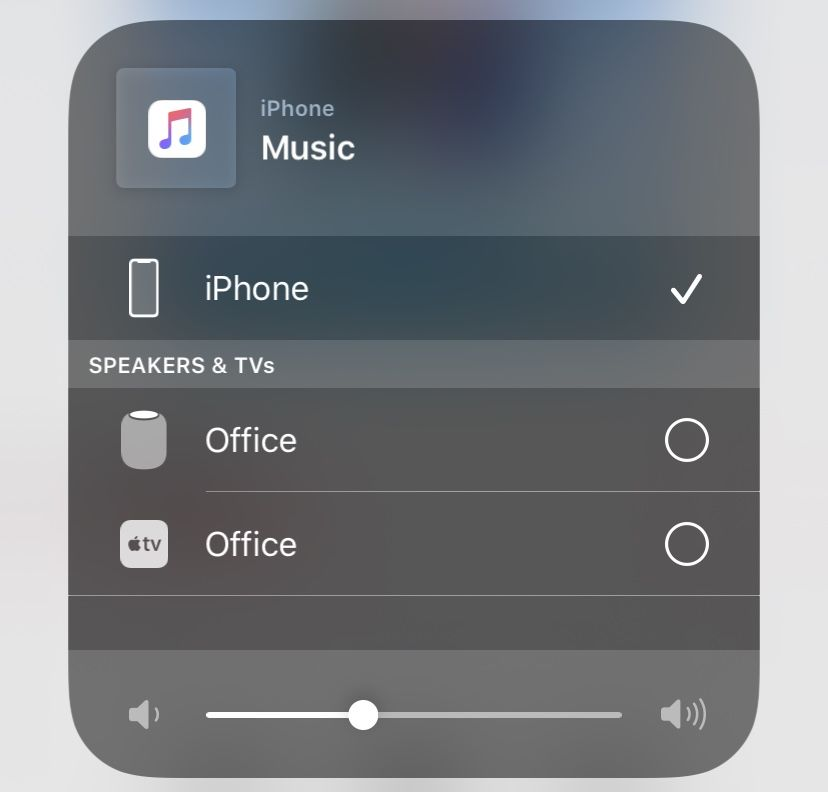 Use HomePod without WiFi