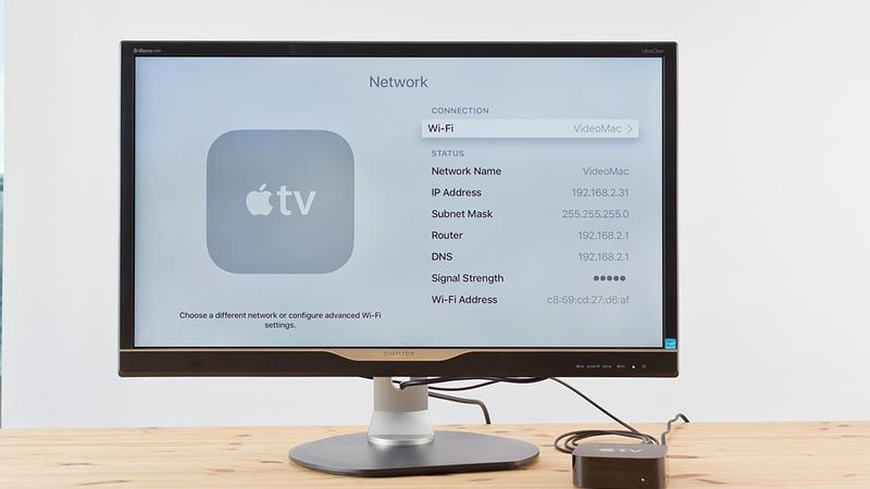 Troubleshooting your Apple TV