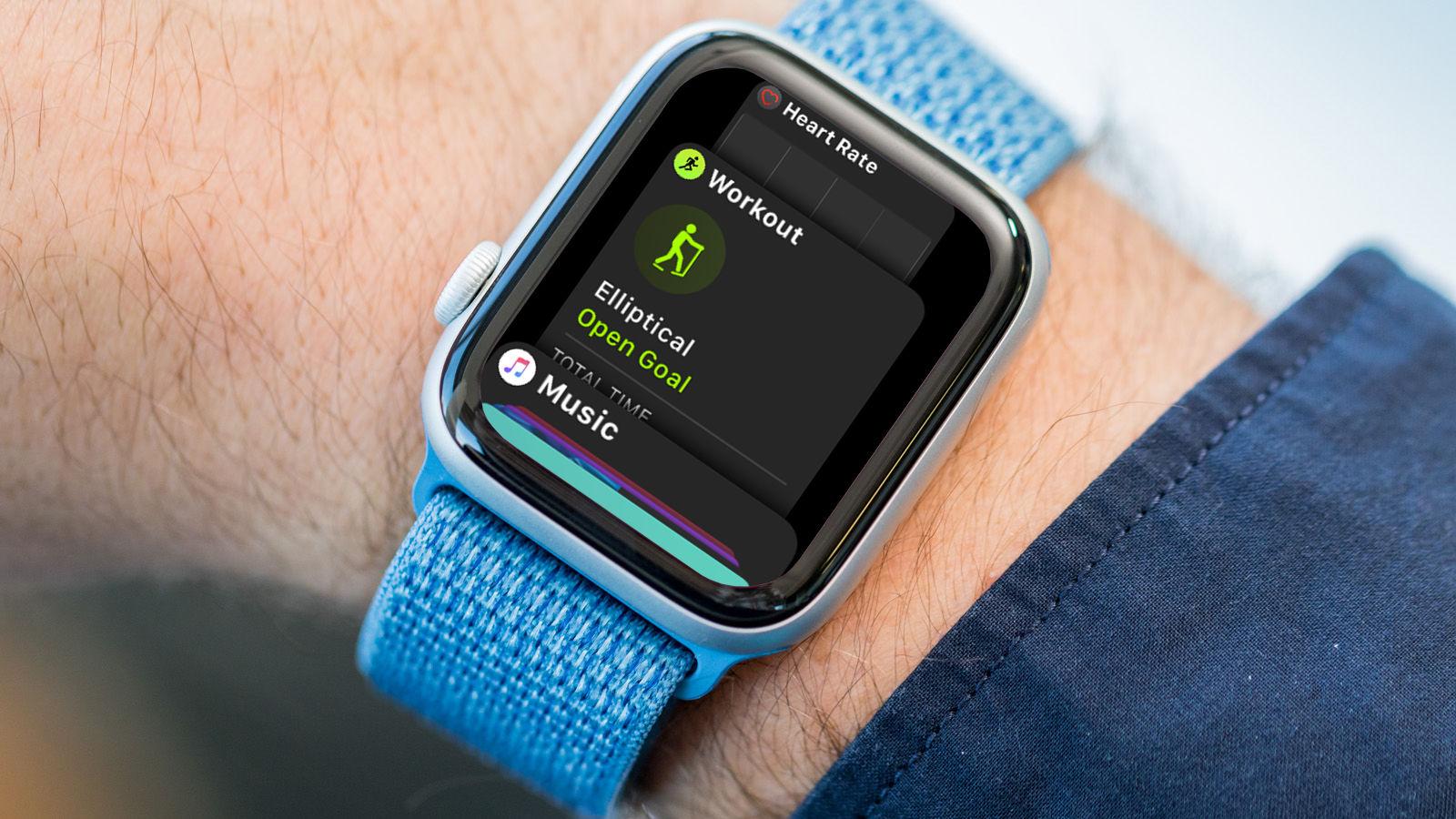 How to set up Apple Watch: App dock