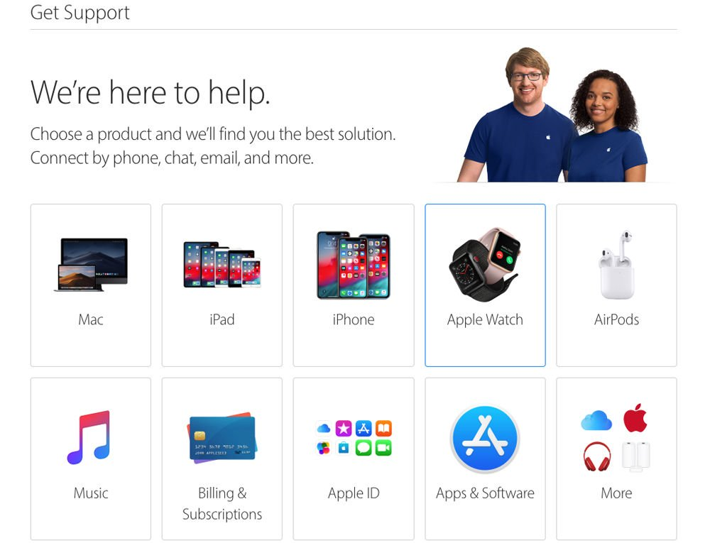 How do I book an appointment at the Apple Store with a Genius Bar, please Select your device to
