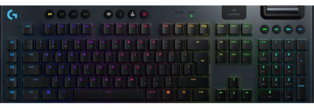 Logitech G915 Review