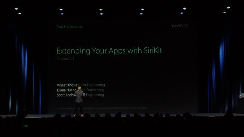 Extend apps with Sirikit