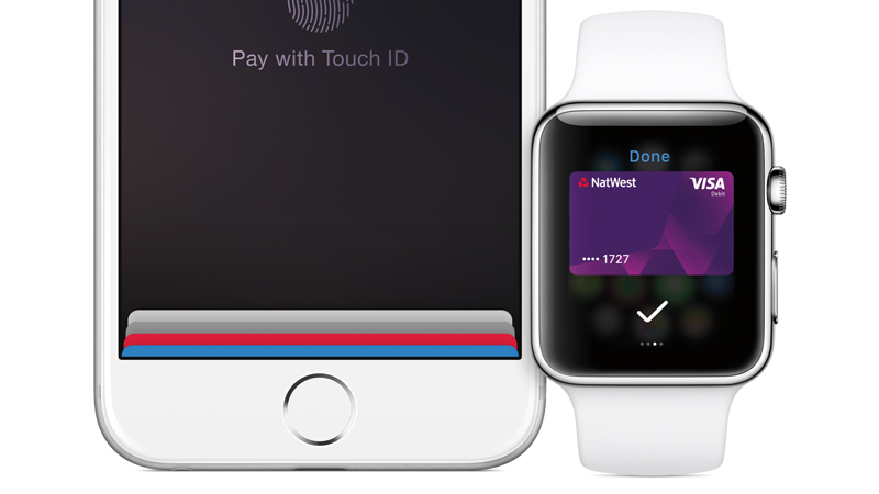 With the help of Apple Pay on the London Underground