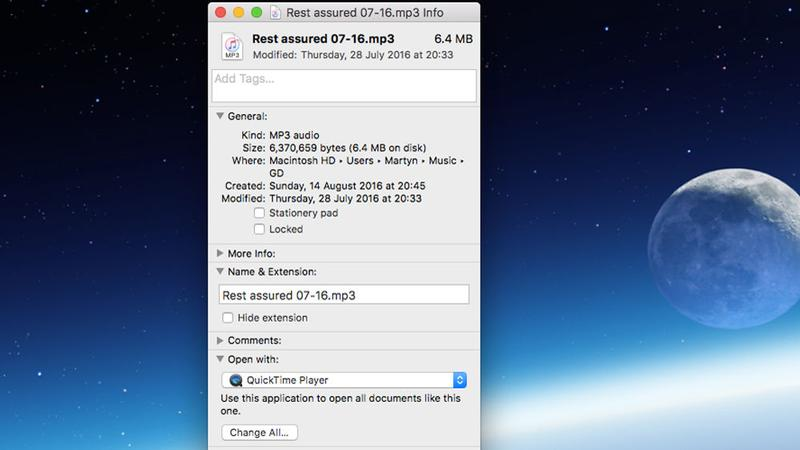 How to change default apps on Mac: Change default apps associated with certain file types