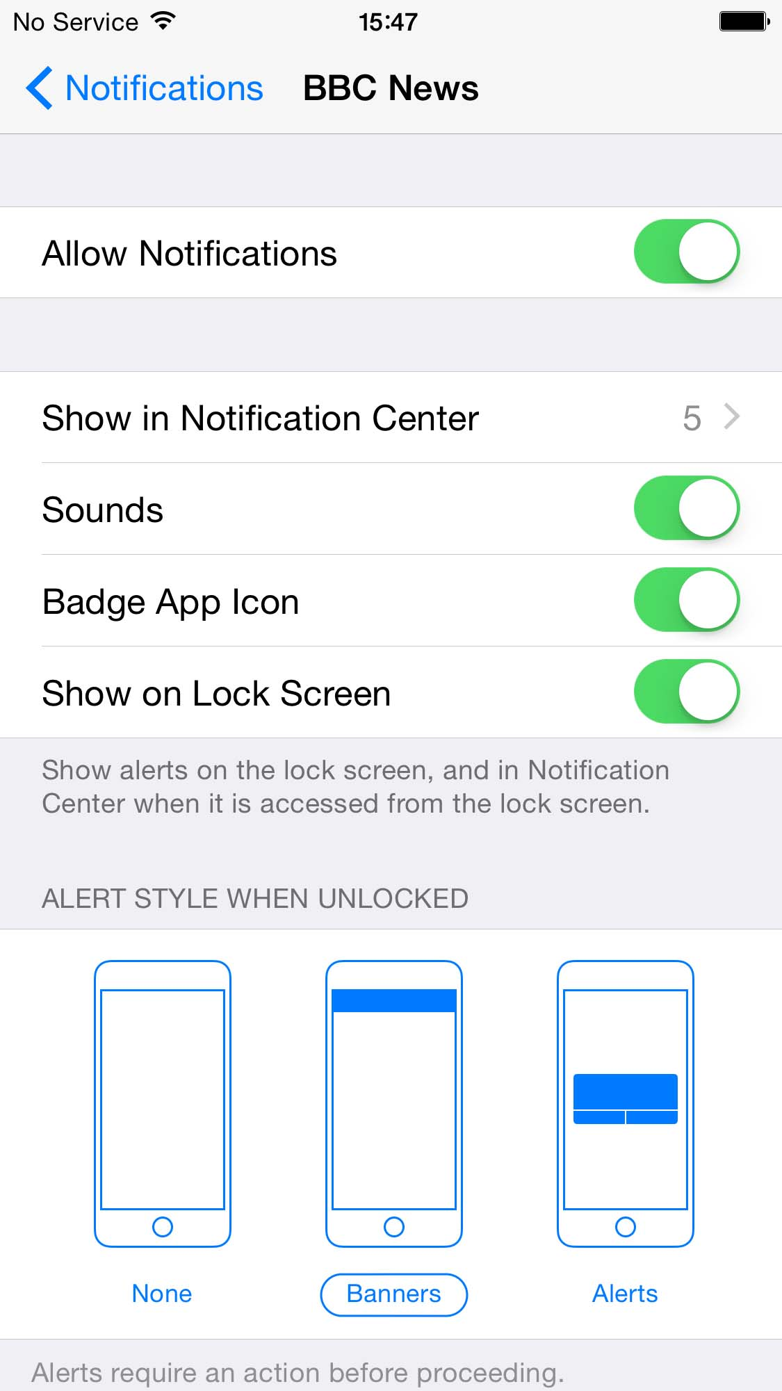 How to use iOS 11 settings on iPhone and iPad: Notifications