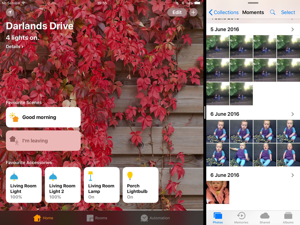 How to use the iPad dock in iOS 11