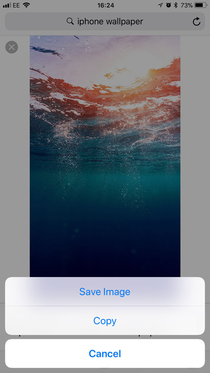 How to change the wallpaper on iPhone and iPad: Download wallpaper