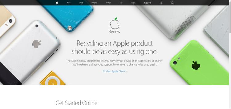 Repair an iPhone or iPad that won't turn on: recycle