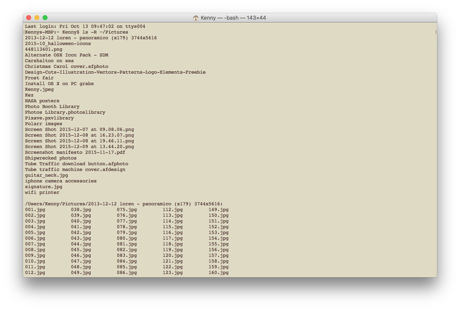 Terminal Tips, Tricks, and Projects for Mac: View Content