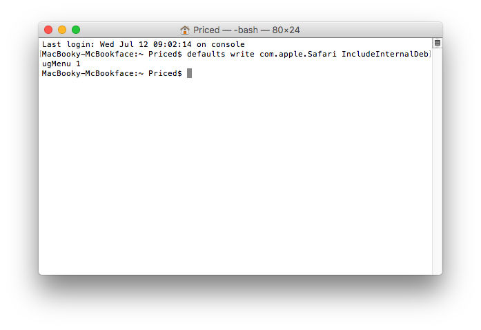 Stop Autoplay video in Safari and Chrome on Mac: Terminal