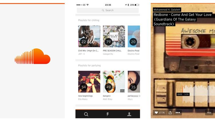 How to get free music on iPhone: SoundCloud