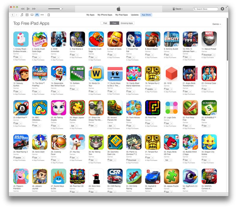 How do I sell my app: How do I top the App Store charts