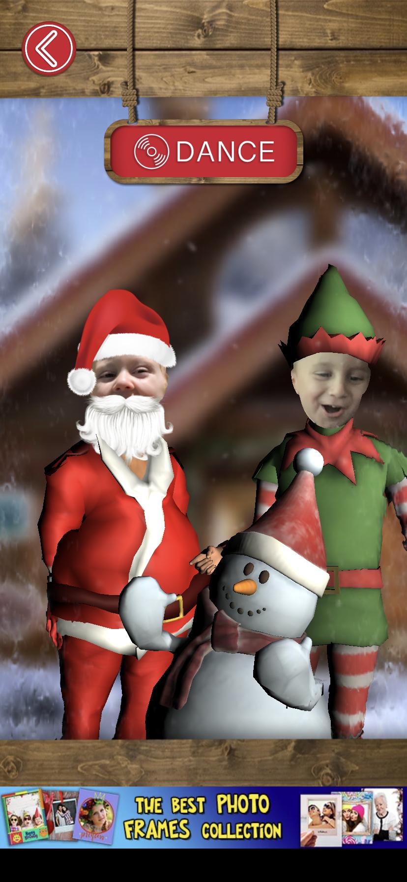 Christmas dance moves app