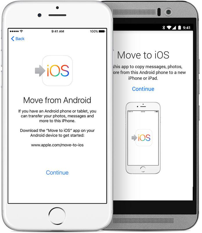How to set up a new iPhone: Move from Android