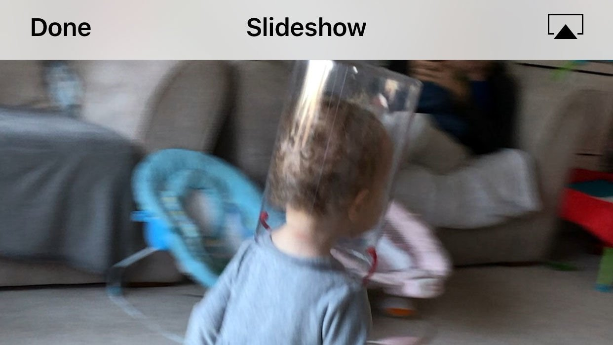 Connecting an iPad or iPhone to a TV: slideshow