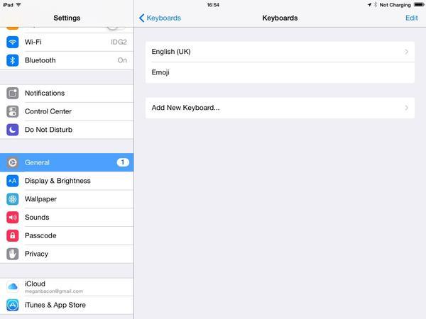 Use emoji on iPhone, iPad and Mac: Add an emoji keyboard