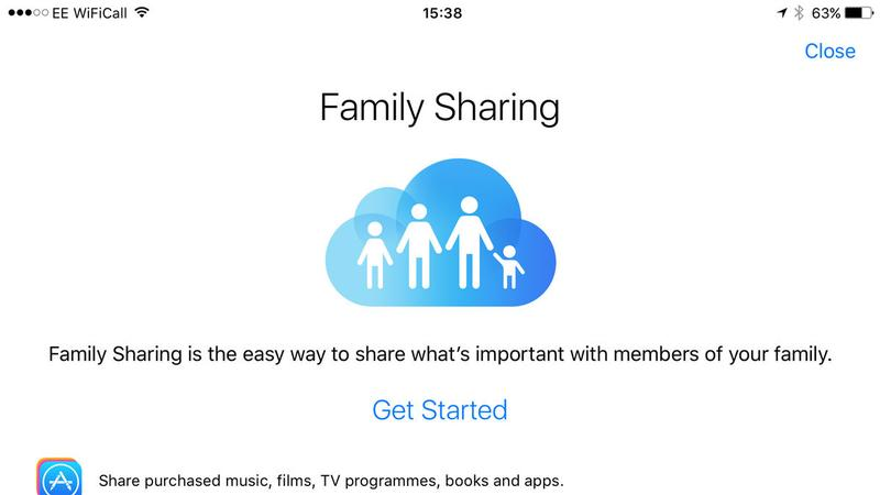How to set up Family Sharing on iPhone: Get started
