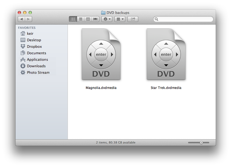 How to Rip DVD or Blu-ray Disc to Mac