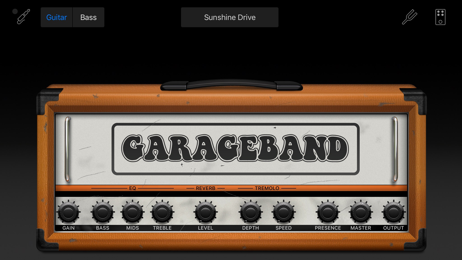 How to use GarageBand on iPhone and iPad: Sunshine Drive