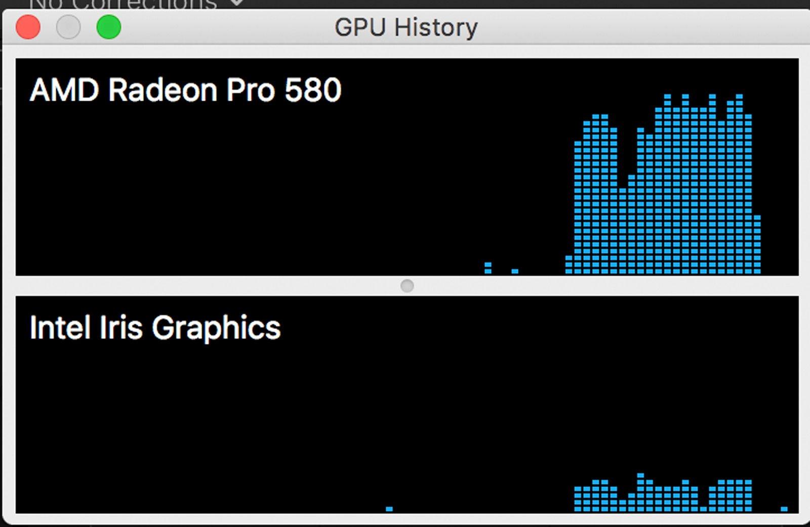 GPU info Mac