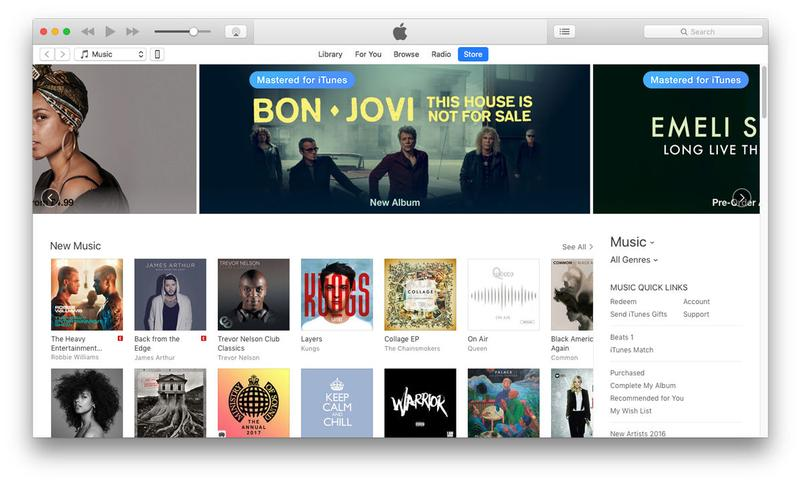 How to connect iPhone to MacBook: iTunes