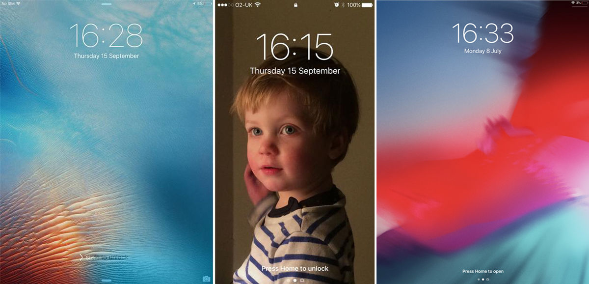 How to unlock iPhone or iPad without pressing the Home button: iOS 9, iOS 10 and iOS 12