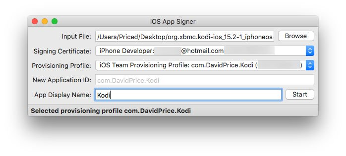 How to install Kodi on iPhone or iPad without jailbreak