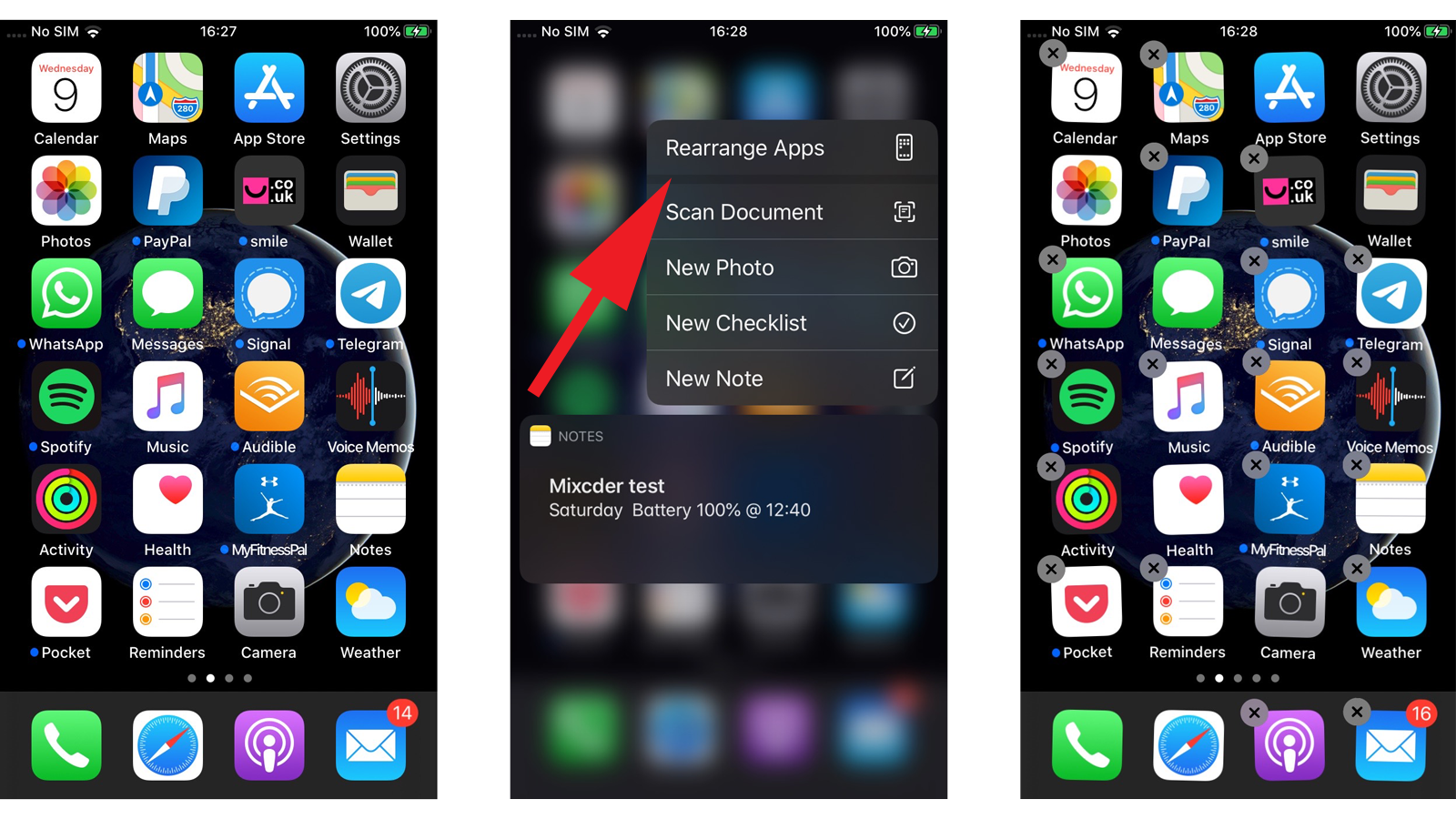 How to delete apps on iPhone and iPad: iOS 13