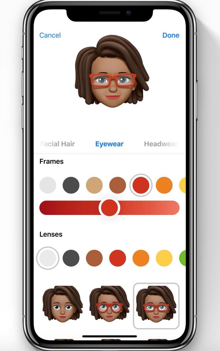 How to Create a Memoji Custom Animoji on iPhone X |