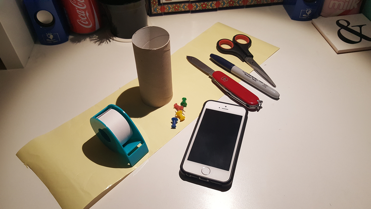 How to Make a Cheap iPhone Stand