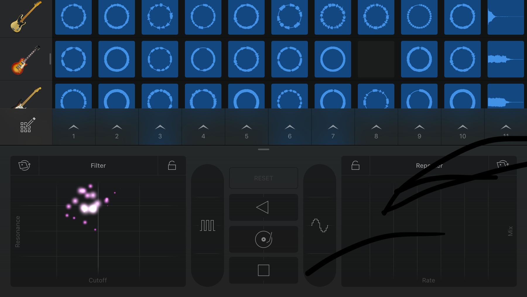 How to use GarageBand on iPhone and iPad: FX