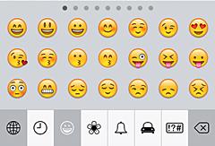 Use Emoji on iPhone, iPad and Mac: Emoji Keyboard