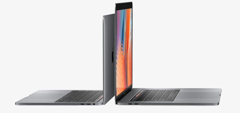 Using Touch Bar on new MacBook Pro