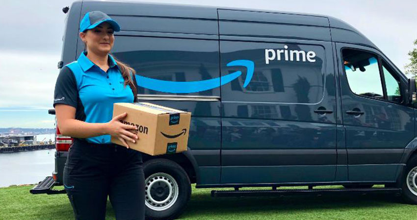 Amazon Moving to One-Day Delivery Guarantee for Prime Members