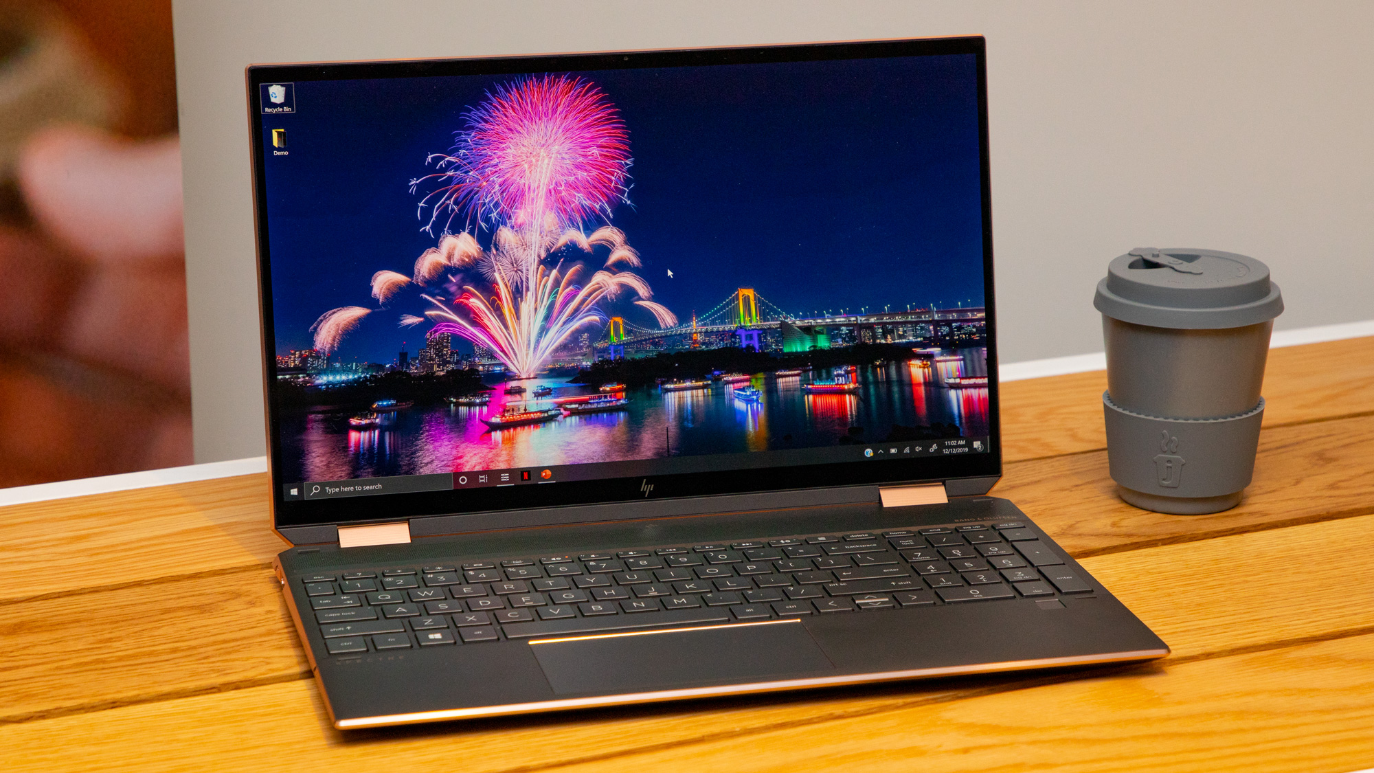 HP Spectre x360 15 (2020) hands-on review | Laptop Mag