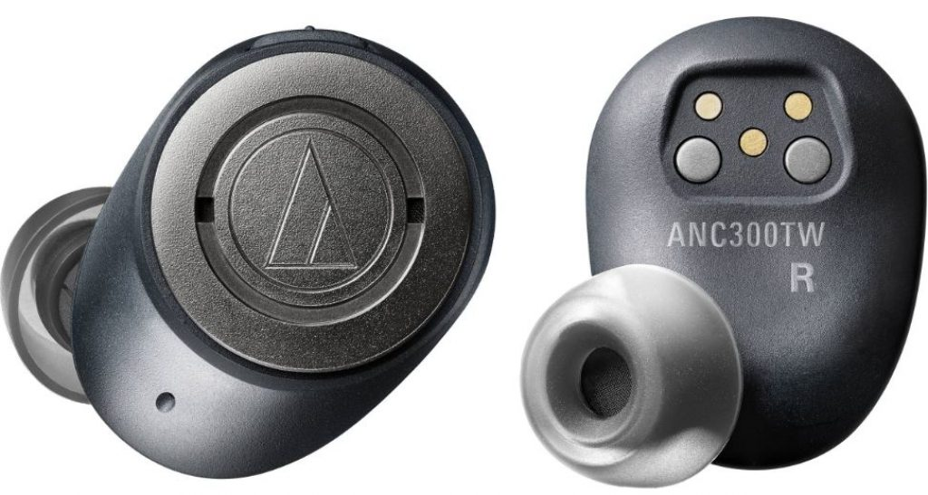 Audio-Technica ATH-ANC300TW Review
