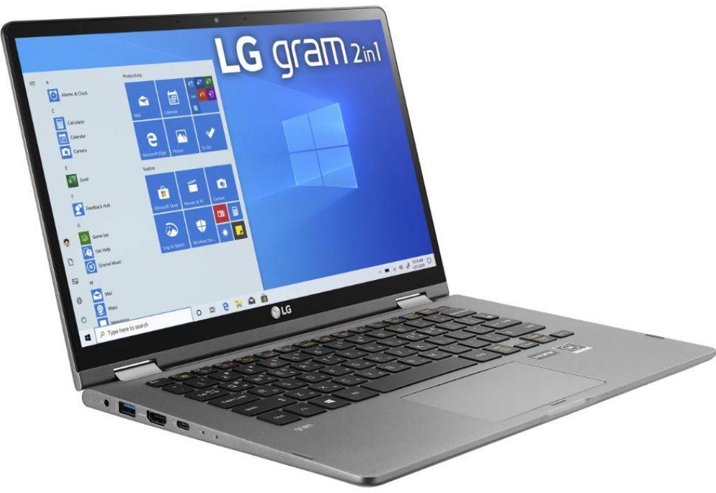 LG Gram 14 2-in-1 Review