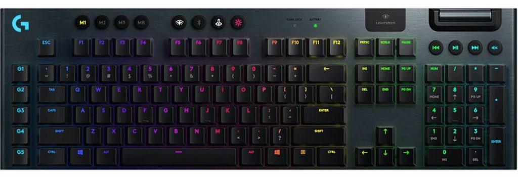Logitech G915 TKL Review