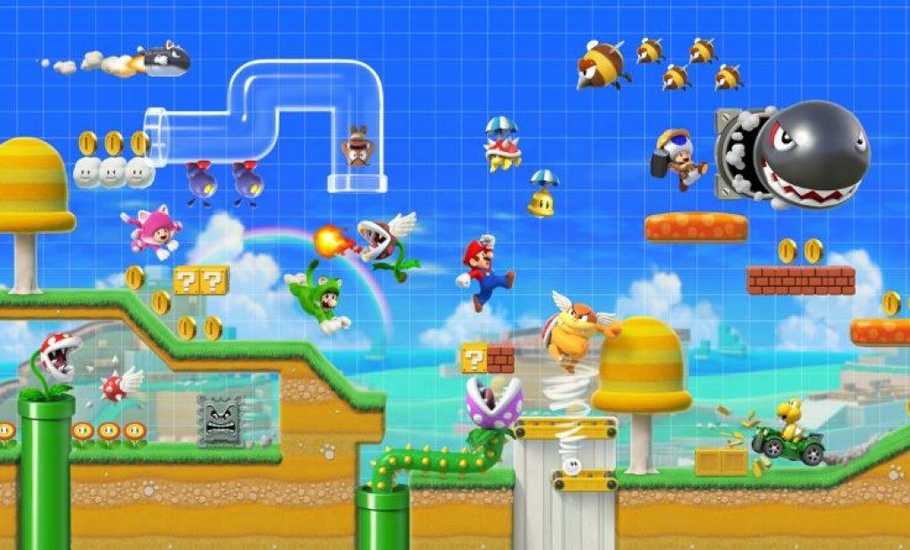 Super Mario Maker 2 Review