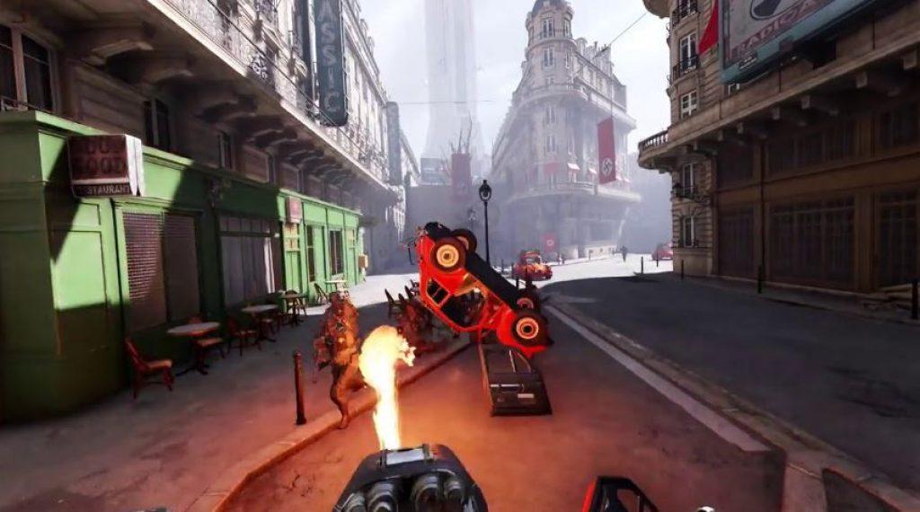 Wolfenstein: Cyberpilot Review