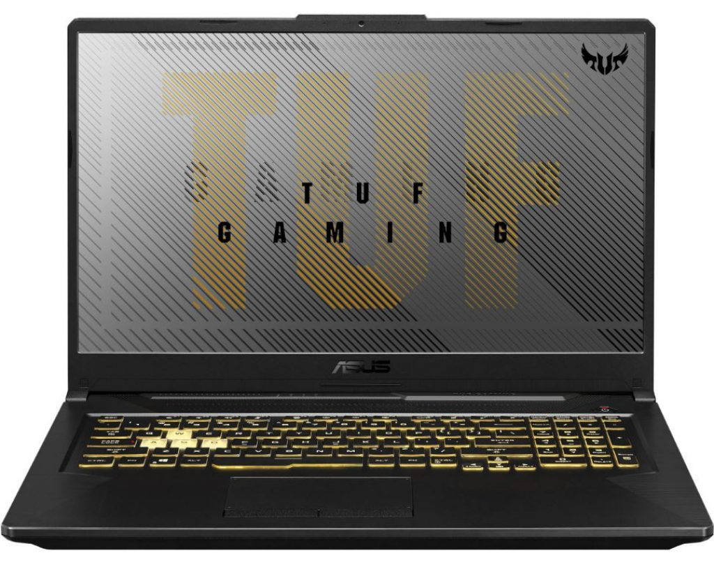 Asus TUF Gaming A17 Review