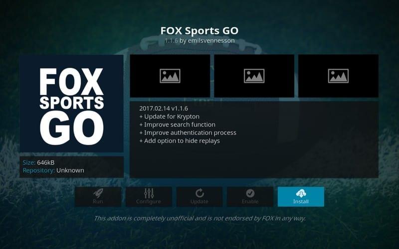 watch champions league live stream on kodi