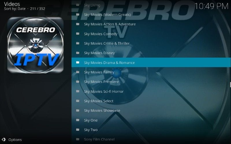 how to set up and use mobdro on kodi firestick