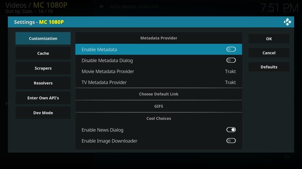 mc 1080p kodi addon metadata processing