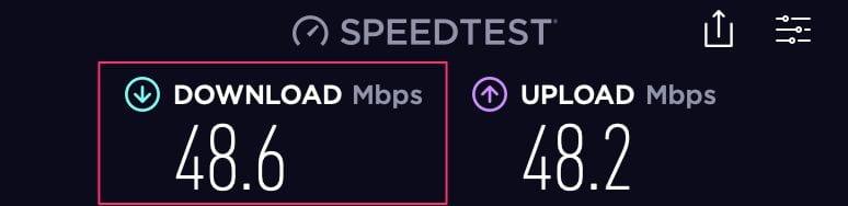 firestick vpn speed test