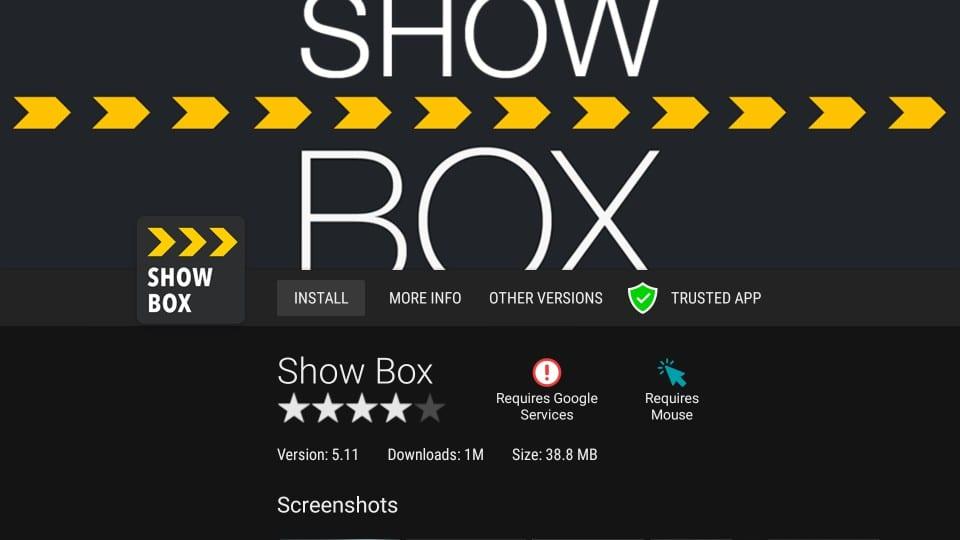 download showbox on firestick