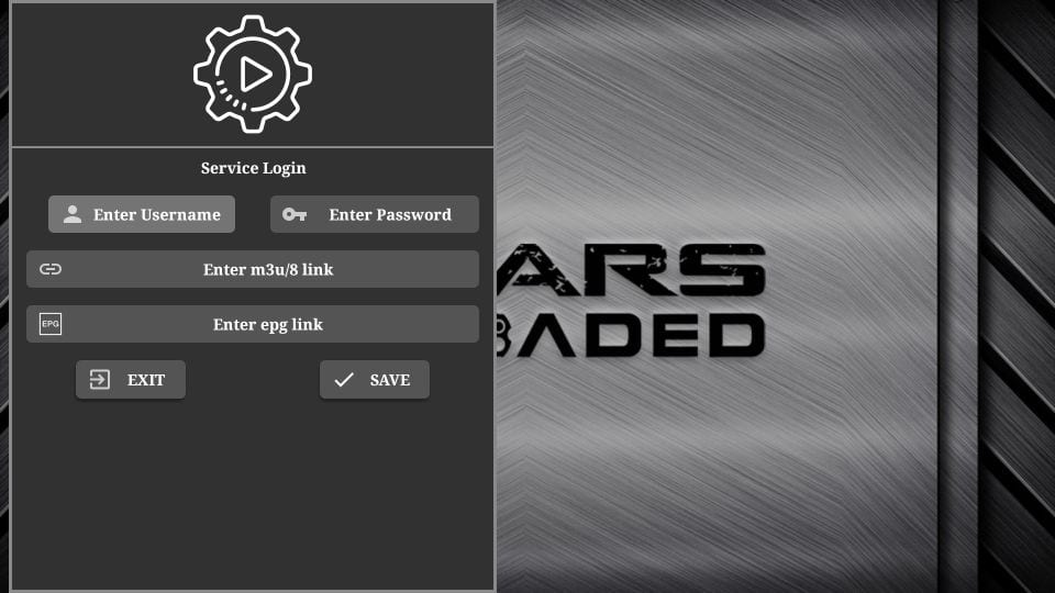 how to    use gears TV reloading channels