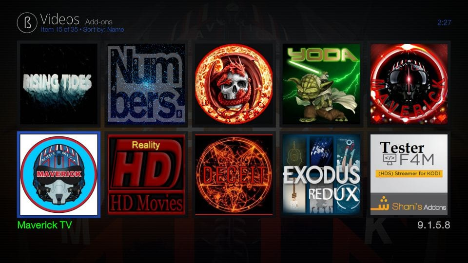 Set up mancave wizard kodi builds