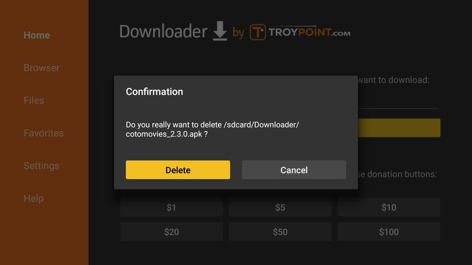 how to    get coto movies on firestick