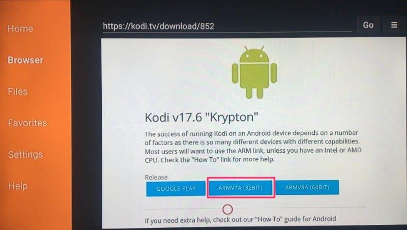 download kodi apk for firestick